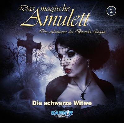 Das Magische Amulett 02-die Schwarze Witwe - Saphir Tonart (Rough Trade) - Audio CD, Deutsch, Katja Brügger, ,