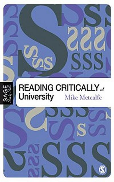 Reading Critically at University