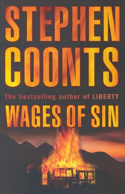 NEU Wages of Sin Stephen Coonts 846309