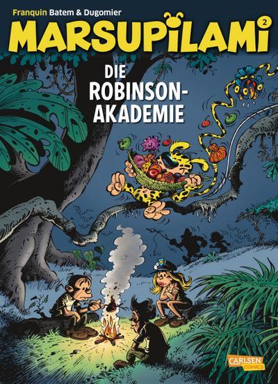 Marsupilami 02: Die Robinson-Akademie