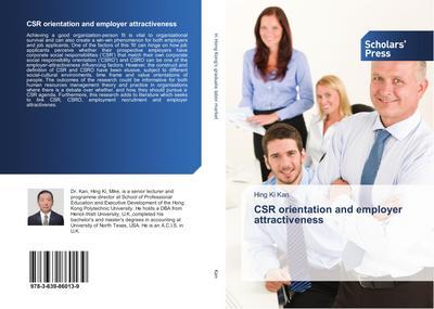 CSR orientation and employer attractiveness