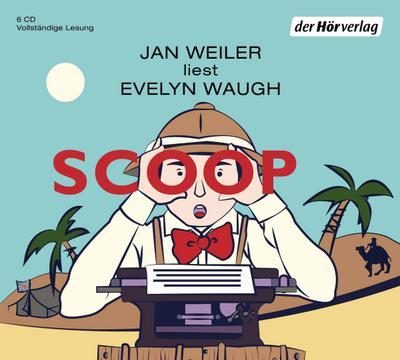 Scoop, 7 Audio-CD