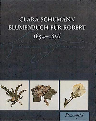 Blumenbuch für Robert