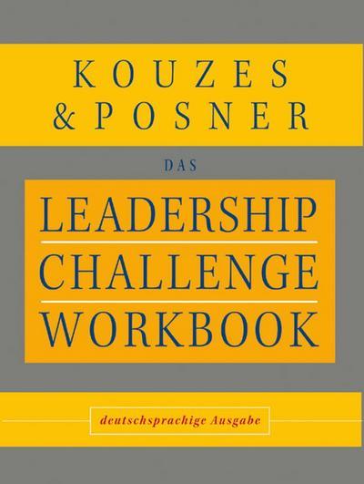 Leadership Challenge Workbook
