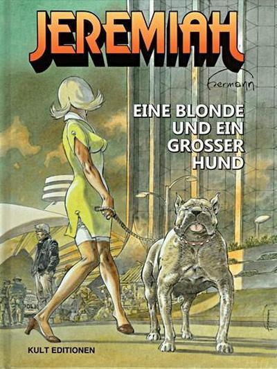 Jeremiah - Eine Blonde und ein großer Hund