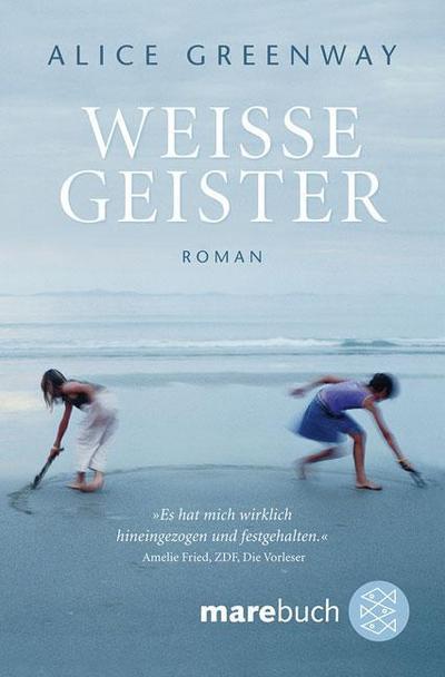 Weisse Geister: Roman (Literatur)