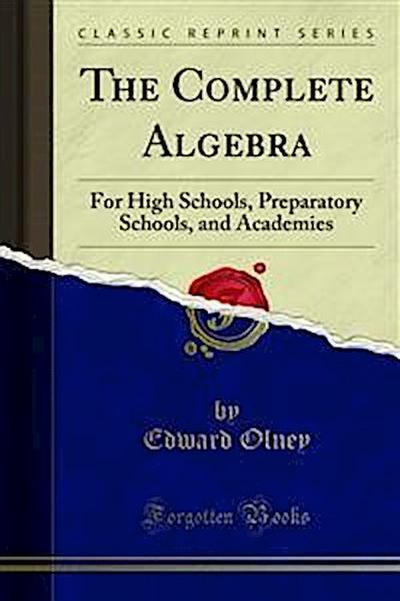 The Complete Algebra