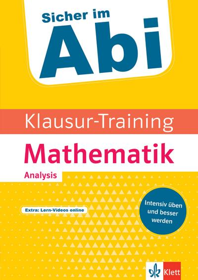 Klausur-Training - Mathematik Analysis