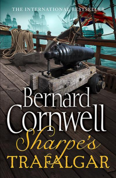 Sharpe's Trafalgar, English edition