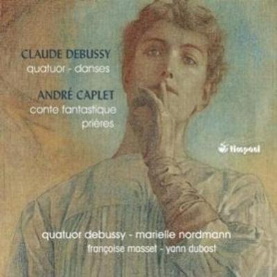 Quatuor a cordes/Les Prieres/+