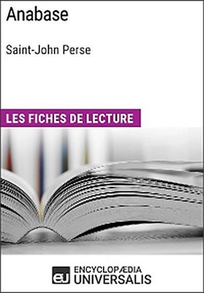 Anabase de Saint-John Perse