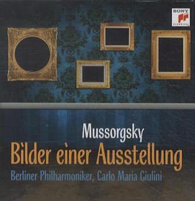 Mussorgsky: Bilder einer Ausstellung - Sony Classical (Sony Music) - Audio CD, Deutsch, Carlo Maria/Berliner Philharmoniker Guilini, ,