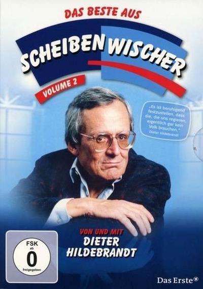 Das Beste aus Scheibenwischer - Vol. 2 DVD-Box