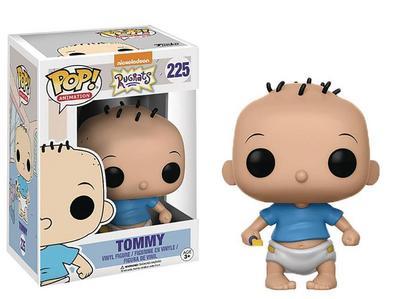 Pop Nick TV Rugrats Tommy Pickles Vinyl Figure