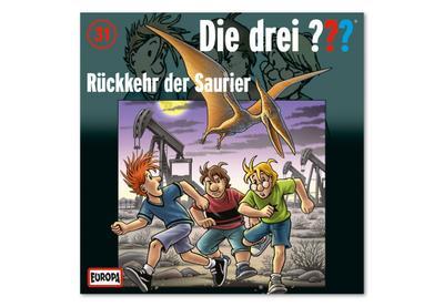 031/Rückkehr Der Saurier