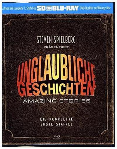 Amazing Stories - Staffel Eins (SD on Blu-ray)