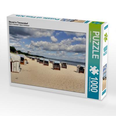 Strand in Timmendorf (Puzzle)