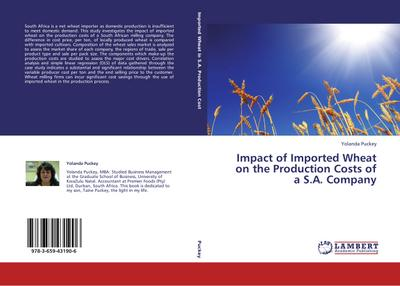 Impact of Imported Wheat on the Production Costs of a S.A. Company