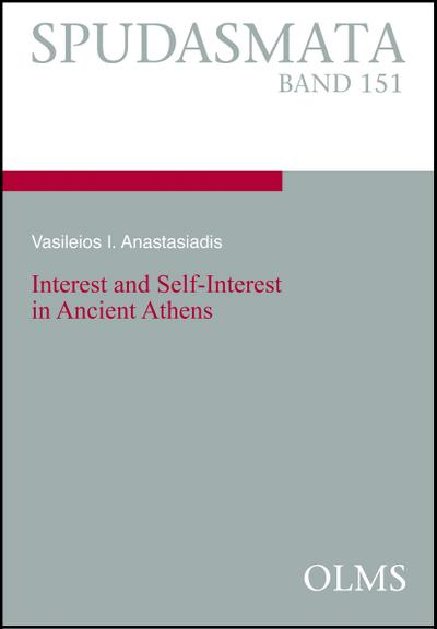 Interest and Self-Interest in Ancient Athens