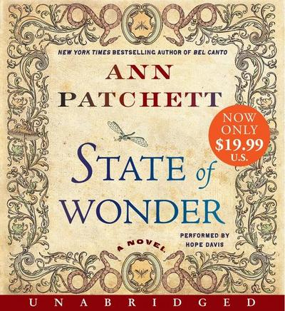 State of Wonder Low Price CD