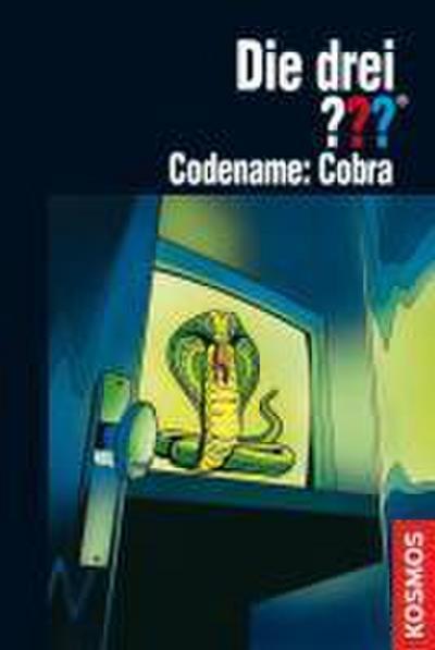 Die drei ???, Codename: Cobra (drei Fragezeichen)