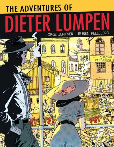 The Adventures Of Dieter Lumpen