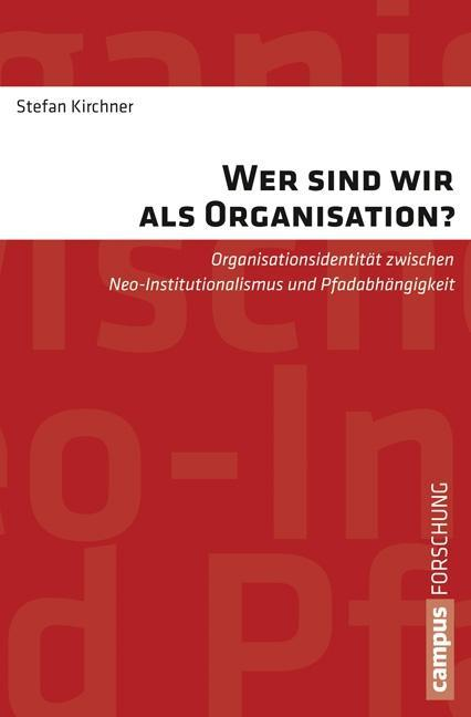 Wer sind wir als Organisation?, Stefan Kirchner