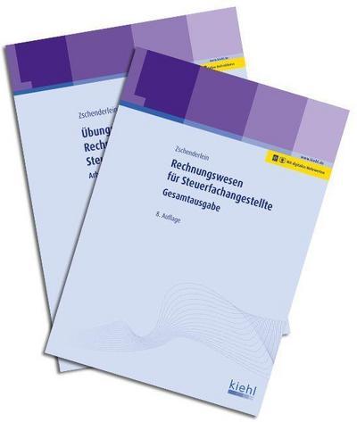 Bücherpaket Rechnungswesen für Steuerfachangestellte