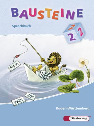 Bausteine Sprachbuch 2. Lateinische Ausgangsschrift. Baden-Württemberg