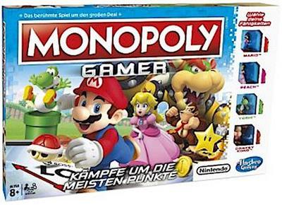 Monopoly Gamer (Spiel)