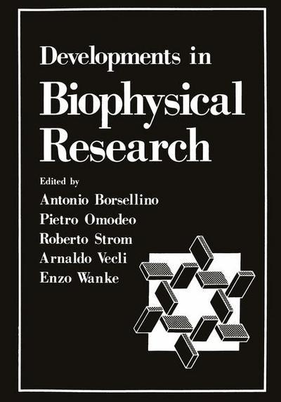 Developments in Biophysical Research