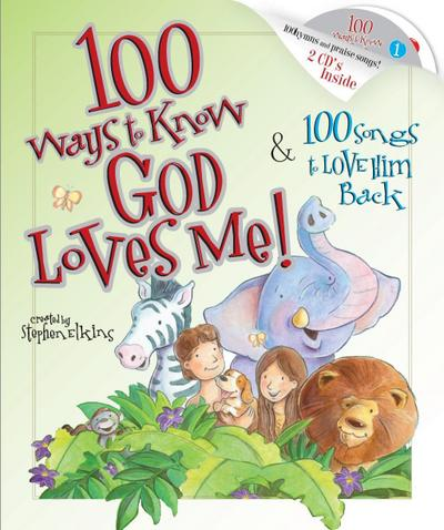 100 Ways to Know God Loves Me, 100 Songs to Love Him Back