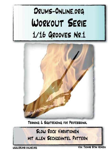 Sechzehntel Grooves Nr.1 Thomas Stan Hemken