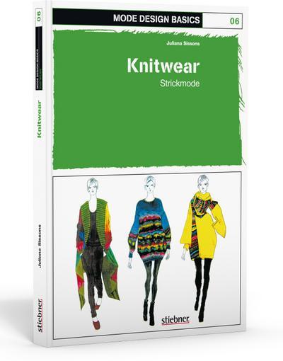 Mode Design Basics: Knitwear - Strickmode