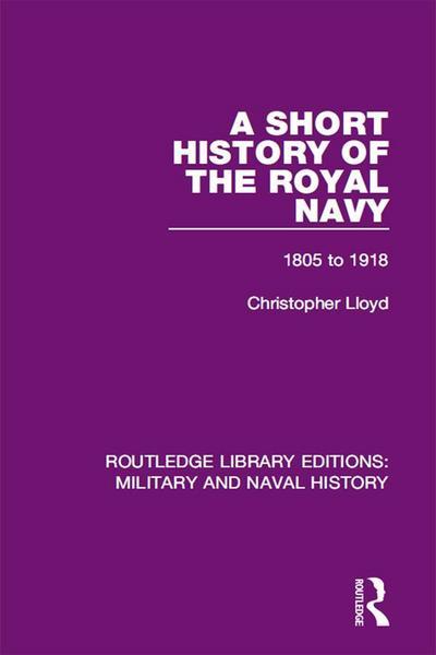 A Short History of the Royal Navy