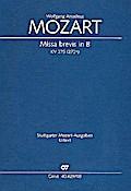 Missa brevis in B