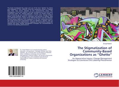 The Stigmatization of Community-Based Organizations as