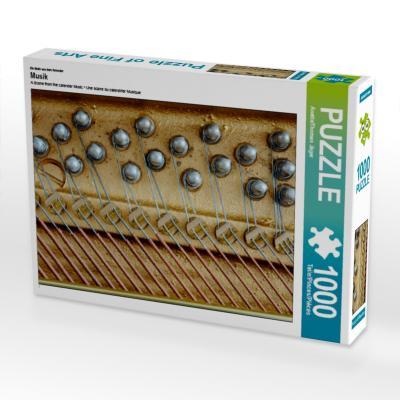 Ein Motiv aus dem Kalender Musik (Puzzle)