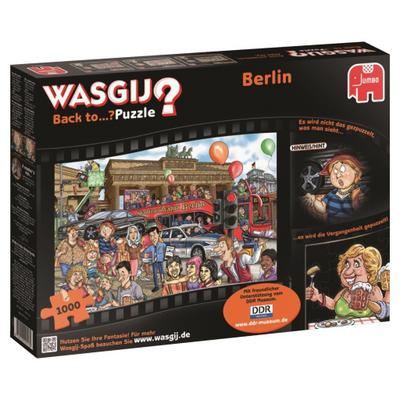 Wasgij Back to Berlin - Puzzle 1000 Teile