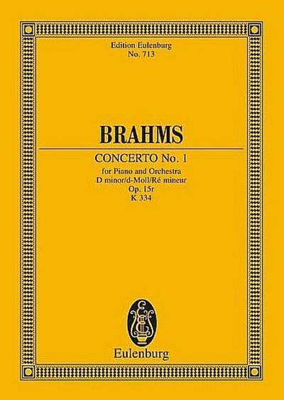 Concerto No.1 d-Moll