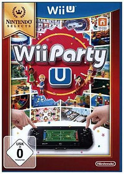 Nintendo Selects - Wii Party U