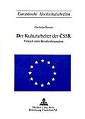 Der Kulturarbeiter der CSSR