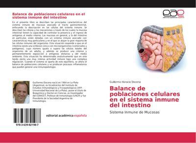 Balance de poblaciones celulares en el sistema inmune del intestino