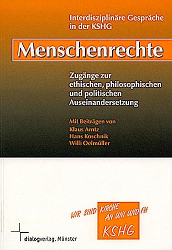 Menschenrechte Klaus Arntz