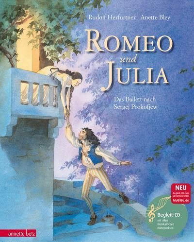Romeo und Julia, m. Audio-CD