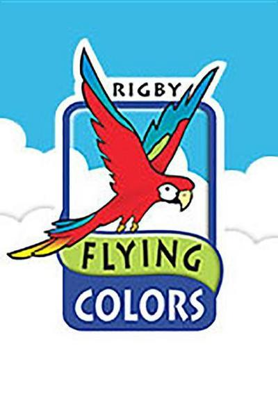 Rigby Flying Colors: Individual Student Edition Orange the Camp-Out