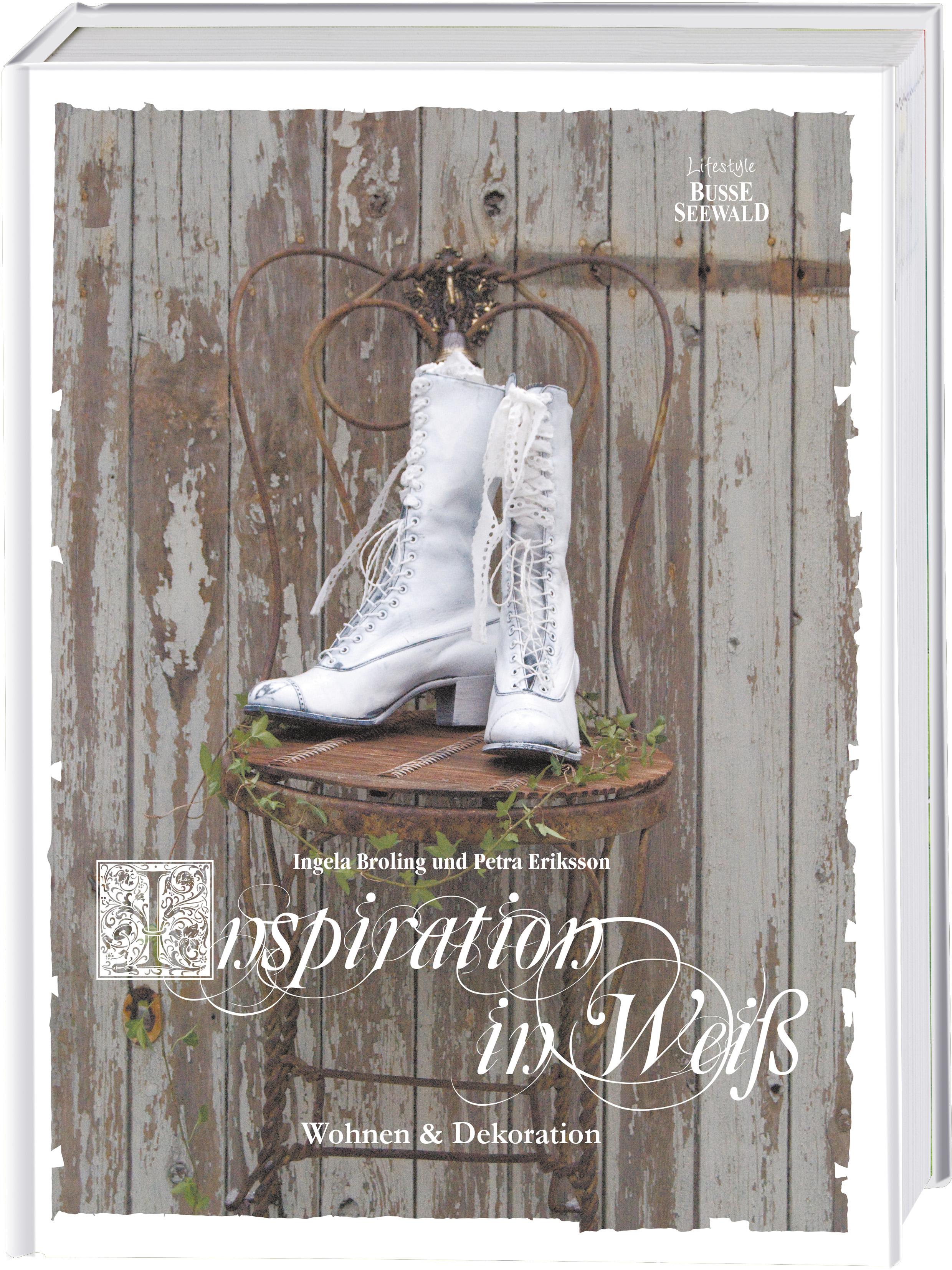 Inspiration in Weiß