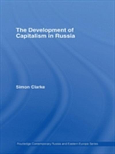 Development of Capitalism in Russia