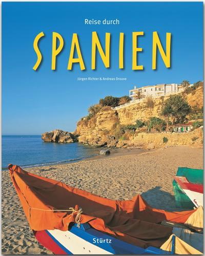 Reise durch Spanien