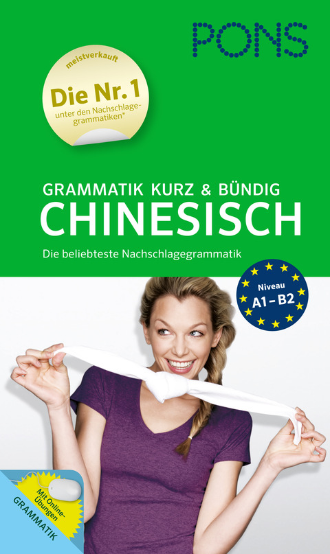 PONS Grammatik kurz und bündig Chinesisch: Die beliebteste Nachschlagegramm ...